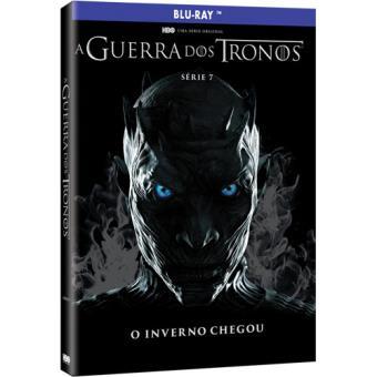 Guerra dos Tronos - 7ª Temporada - Blu-ray - Game of Thrones Season 7