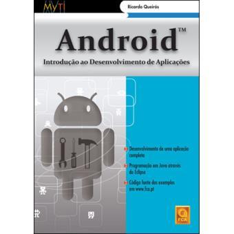 Android™ – Introdução ao Desenvolvimento de Aplicações