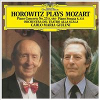 Horowitz Plays Mozart - LP