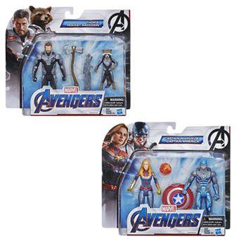 Pack Figuras Avengers 15cm - Hasbro - Envio Aleatório