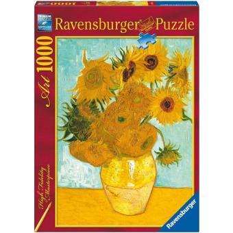 Puzzle Vincent Van Gogh Girassóis - 1000 Peças