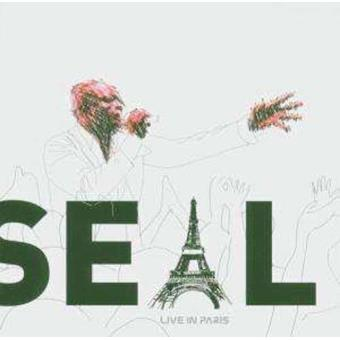 Seal: Live In Paris (CD+DVD)