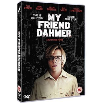 My Friend Dahmer - DVD Importação