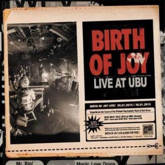 Live At Ubu (Clear Smoky Vinyl) (3LP)