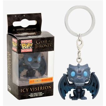 Funko Pop! Porta-Chaves Game of Thrones: Icy Viserion