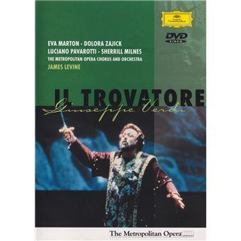 Verdi: Il Trovatore - DVD