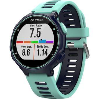 Relógio Desportivo Garmin Forerunner 735XT - Midnight Blue   Frost Blue