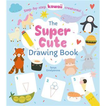 Super cute drawing book