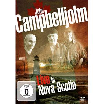 John Campbelljohn: Live in Nova Scotia - DVD