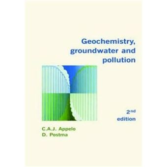 Geochemistry, groundwater and pollu