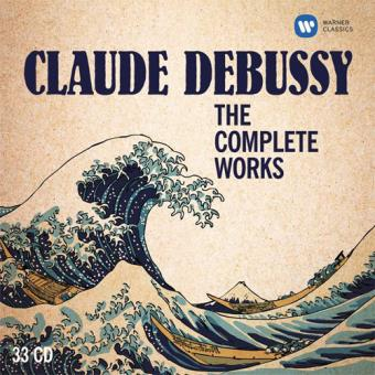 Debussy: The Complete Works - 33CD