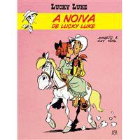 Lucky Luke - Livro 24: A Noiva de Lucky Luke