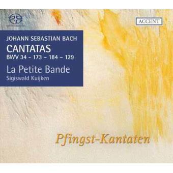 Cantatas Vol.16