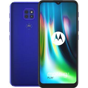 Smartphone Motorola G9 Play - 64GB - Sapphire Blue