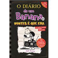 O Diário de um Banana - Livro 10: Dantes é que Era