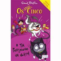 Os Mini-Cinco - Livro 8: O Tim Persegue um Gato