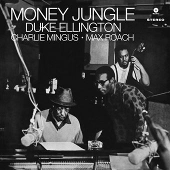 Money Jungle - LP