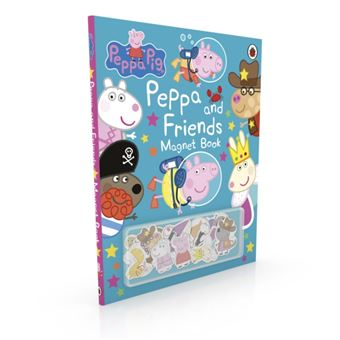 Peppa pig: peppa and friends magnet