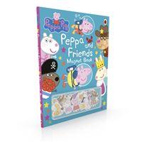 Peppa pig: peppa and friends magnet