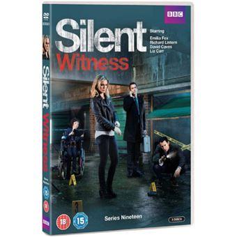 Silent Witness - Season 19 - 3DVD Importação