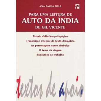 Auto da Índia de Gil Vicente
