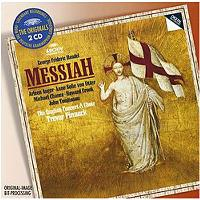 HANDEL-MESSIAS (2CD)