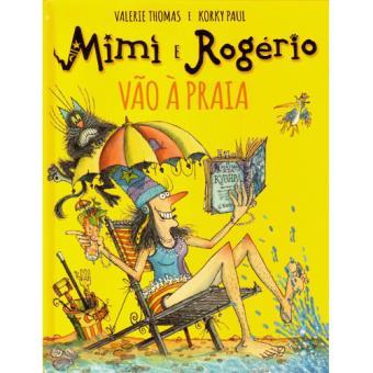 Mimi e Rogério Vão à Praia