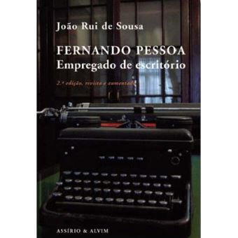 Fernando Pessoa, Empregado de Escritório