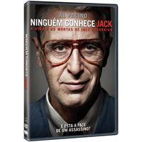 Ninguém Conhece Jack - DVD