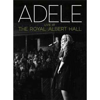 Live at Royal Albert Hall (DVD+CD)