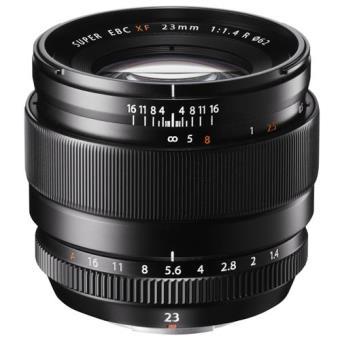 Fujifilm Objetiva XF 23mm f/1.4 R