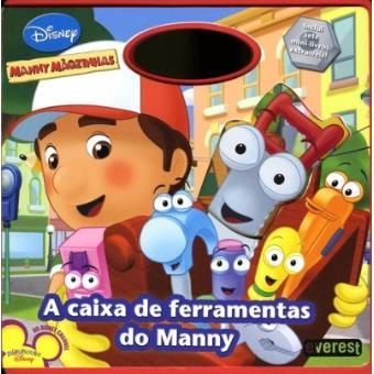 CAIXA DE FERRAMENTAS DE MANNY (A)