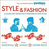 Soul Jazz Records Presents Fashion Records: Style & Fashion - 2CD