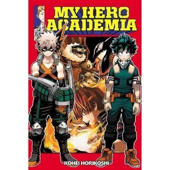 My Hero Academia - Book 13
