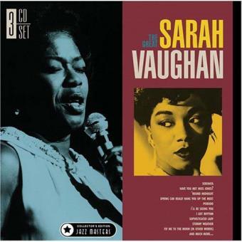 The Great Sarah Vaughan (3CD)
