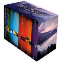 The Harry Potter Box Set: The Complete Collection