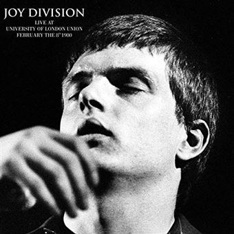 Live At University of London Union 1980 - LP 12''