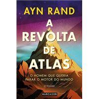 A Revolta de Atlas - Livro 3