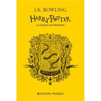 Harry Potter e a Câmara dos Segredos 20 Anos - Hupplepuff