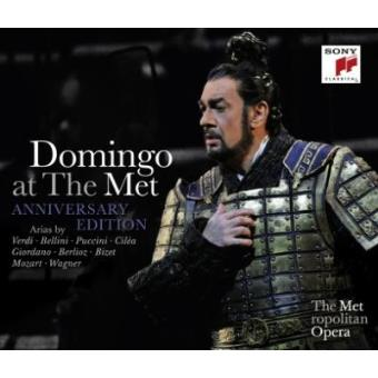 Placido Domingo at the Met (3CD)
