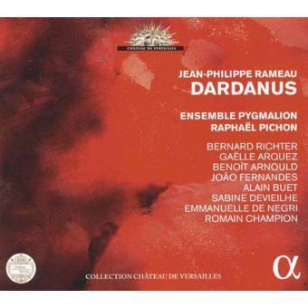 Rameau- dardanus (2CD)