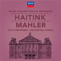 Mahler: The Symphonies & Song Cycles - 12CD + Blu-ray