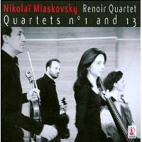 String Quartets No.1 & 13