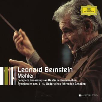 Leonard Bernstein - The Complete Mahler DG-Recordings I (6CD)