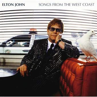 Songs from the West Coast - CD