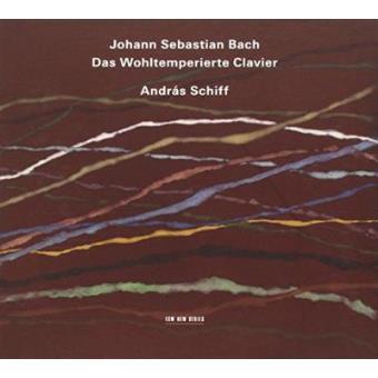 Bach   Das Wohltemperierte Clavier (Books I & II) (4CD)