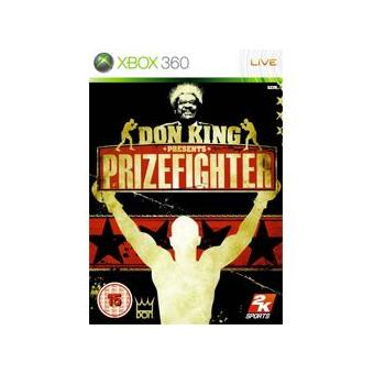 Don King Presents: Prizefighter Xbox 360