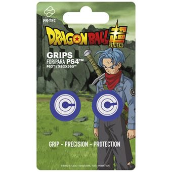 Dragon Ball Grips Capsule Corp PS4