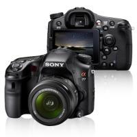 Sony SLT-A77VL + DT 3.5-5.6/18-55mm SAM II