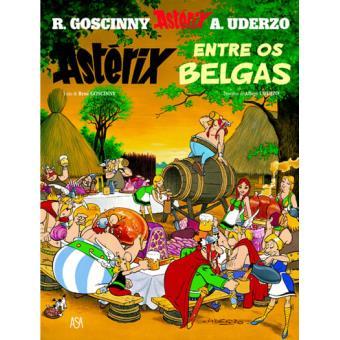 Astérix entre os Belgas